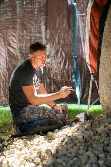 After eight years, Iowa Freedom Rock Tour ends in Linn County