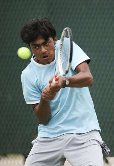 Iowa high school boys' tennis: Road to state starts Wednesday