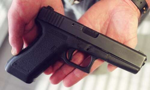 Bill would allow guns in vehicles at Iowa workplaces, schools