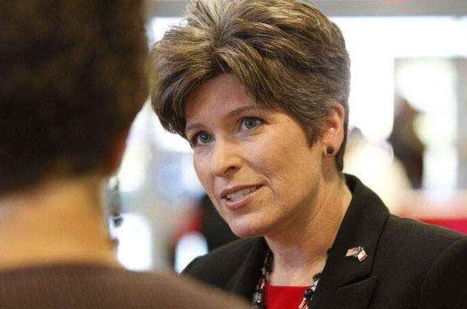 Few of Ernst's missed Iowa Senate votes due to National Guard Duty