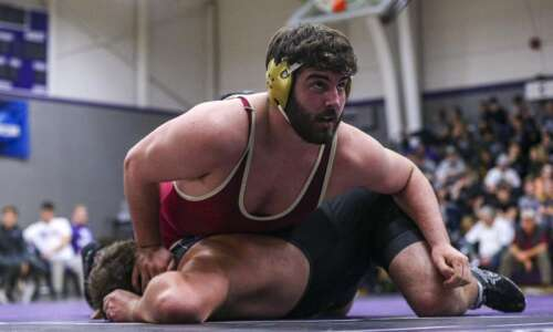 Folkstyle or Greco, Coe's Kaleb Reeves has big goals in…