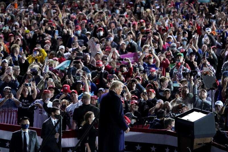 Capitol Ideas column: Governor's faith in Iowans wasn't rewarded at rally