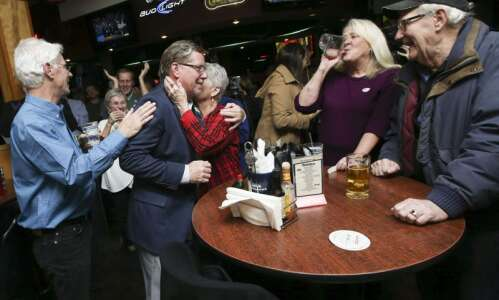 Cedar Rapids voters show penchant for new faces