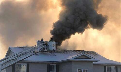 One person injured in blaze at Marion condo, fire chief…