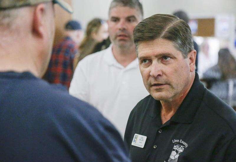 Linn County Auditor Joel Miller concerned about security of voter registration database