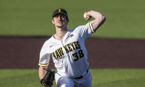 Iowa baseball tops Penn State in series opener