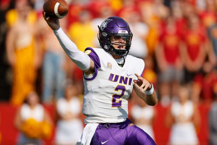 UNI brings anxiety to Iowa State again in 16-10 loss