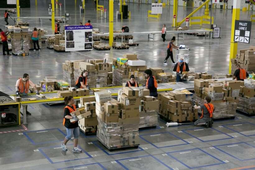 Amazon fulfillment center to create more than 1,000 jobs in Davenport