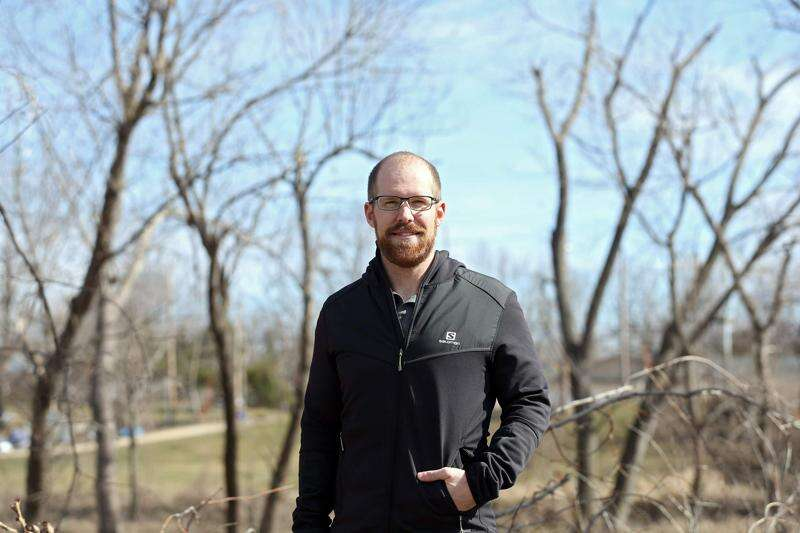 Former choir teacher now works 'for the tree canopy of Iowa'