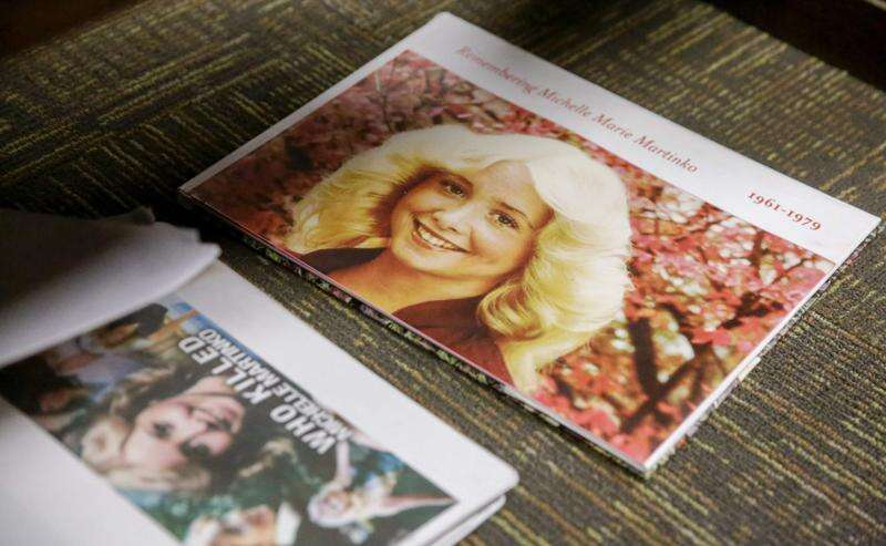Retired police, criminalists describe handling of evidence in Michelle Martinko murder case