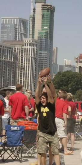 The last time Iowa played Northern Illinois in football