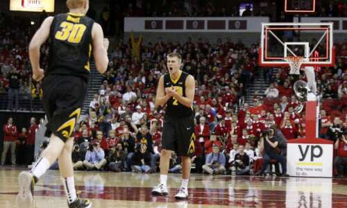 Final numbers: Iowa basketball 2013-14
