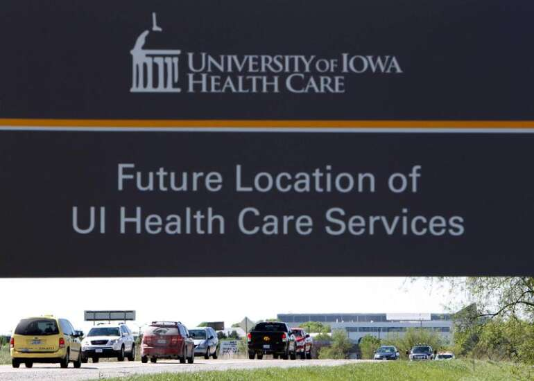 University of Iowa hospitals eyes new complex, emergency room in North Liberty