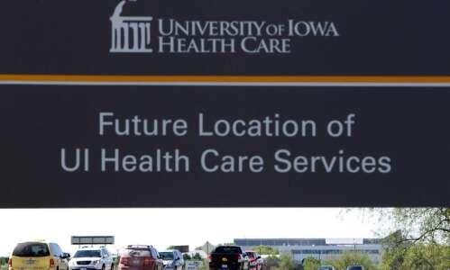 University of Iowa reapplies to build North Liberty hospital