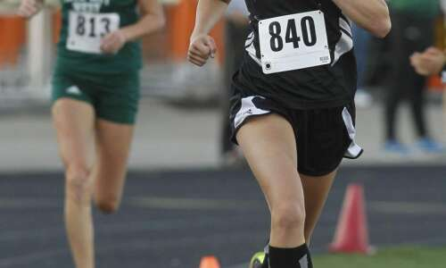 Girls will race 5,000 meters next fall