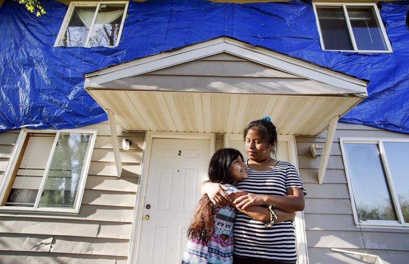 Immigrants driven from apartments in Iowa derecho ask: What comes next?