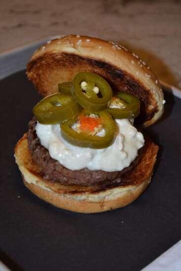 Best burger in Iowa?