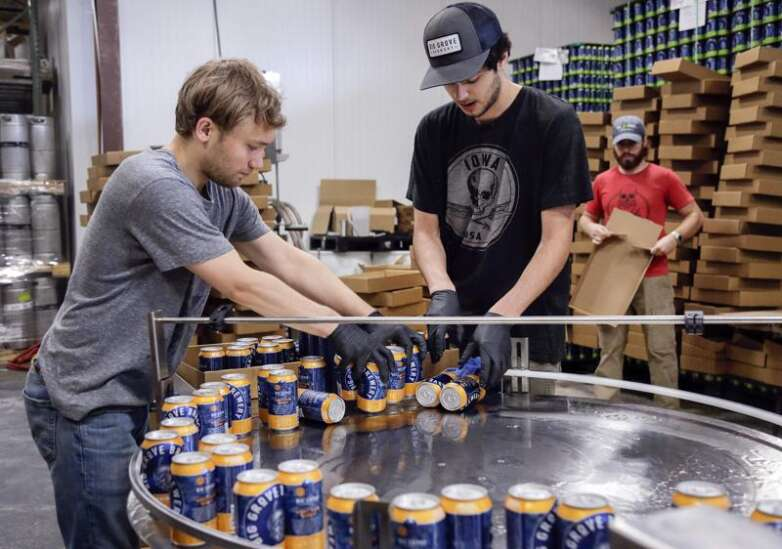 Chew on This: Five Cedar Rapids and Iowa City-area breweries offering beer to go