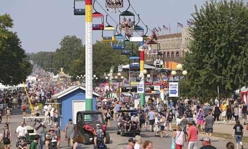 Iowa State Fair plans 'close to normal' return this year