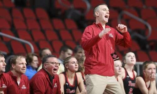 Iowa high school girls' basketball: 2A, 1A state berths on…