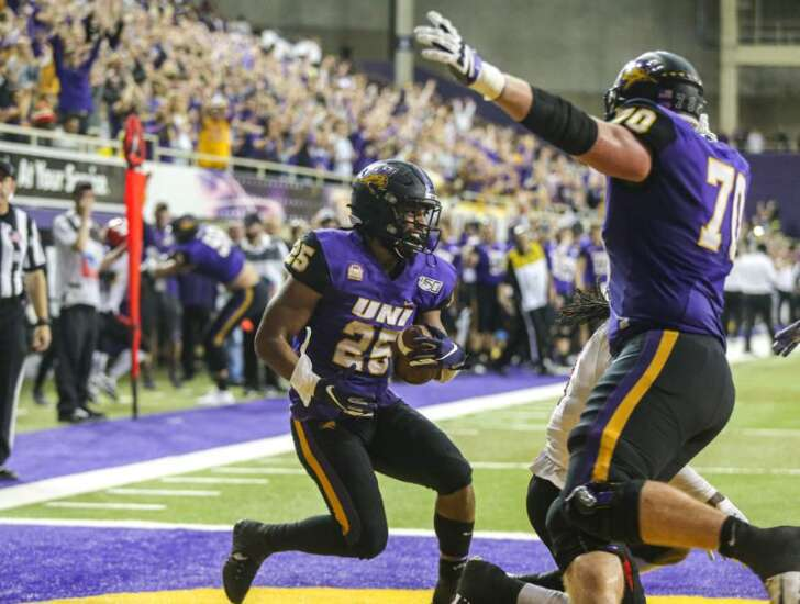 UNI football summer check-in: Offensive line confident, but unsettled