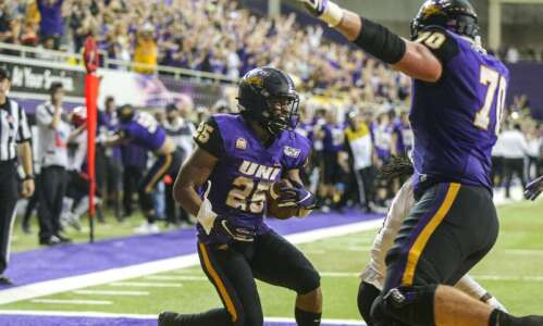 UNI football summer check-in: Offensive line