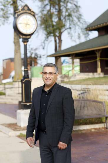 Profile: As Marion mayor AbouAssaly nears 5 years, he leads city through challenging year