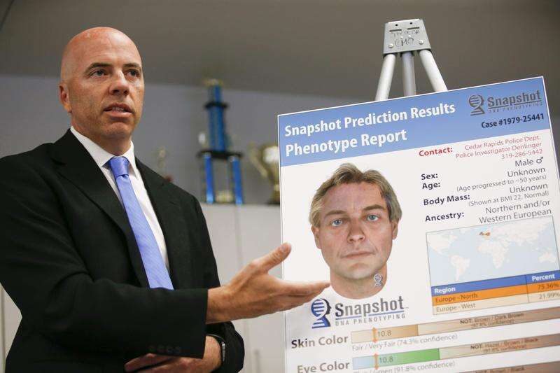 Groundbreaking DNA technology helped find Martinko murder suspect