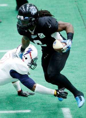 Titans' RB Council goes down in loss to Storm