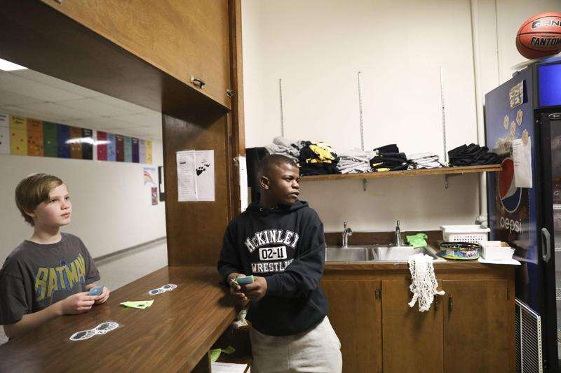 McKinley Matters: Students in new program for English learners look for their place