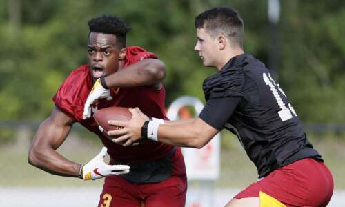 Iowa State football limiting contact this spring