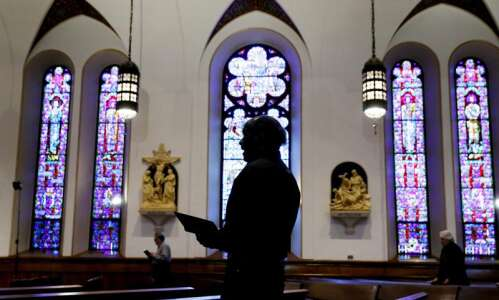 What does it mean to go to church in a…