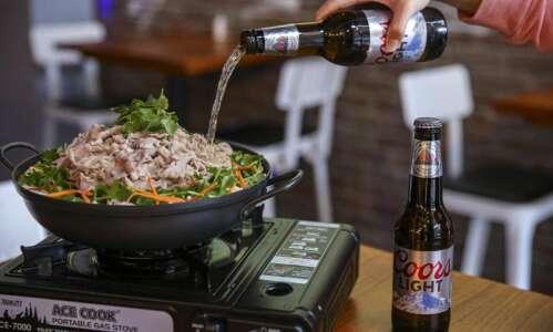 Korean cuisine and karaoke are on the menu at La…