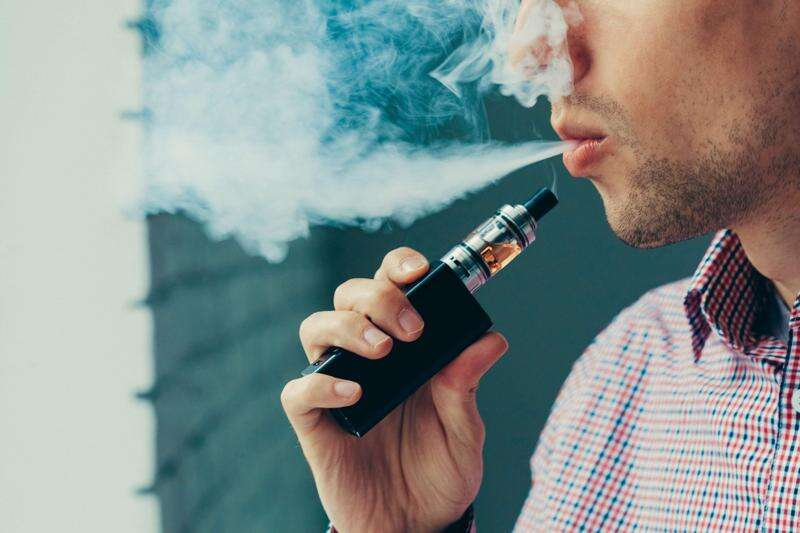 Iowa Gov. Kim Reynolds rules out executive order to ban vaping