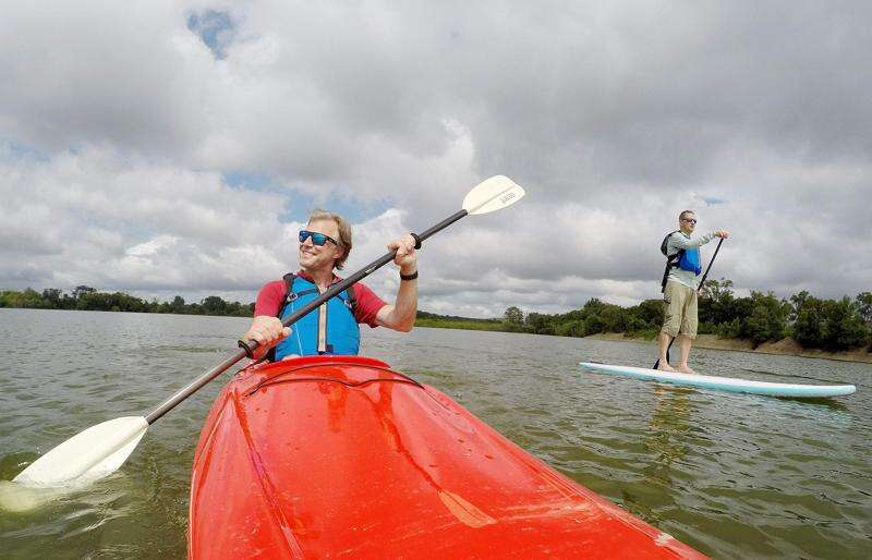 Navigating Iowa's rivers by kayak can be dangerous for the inexperienced