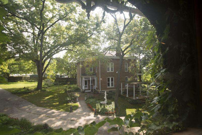 Time Machine: The history of Belmont Hill mansion in Cedar Rapids