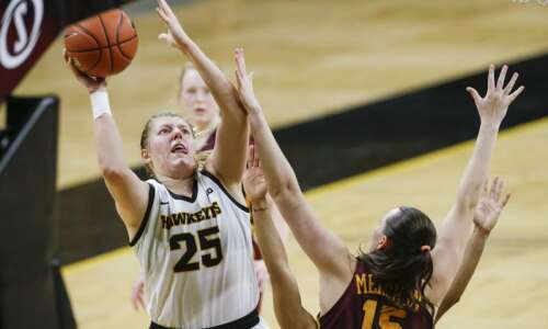 Iowa storms back from down 16 against Minnesota for its…
