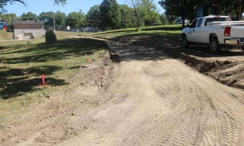 Work begins on final Saunders Park project