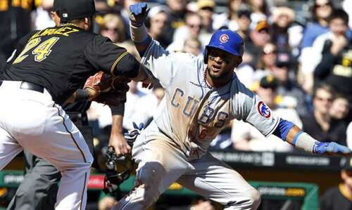 Cubs fall to Pirates in 10th inning on Opening Day