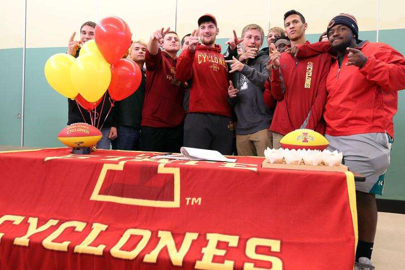 Iowa State signing day: Cyclones 'bridging the gap' in offensive, defensive line rebuilds
