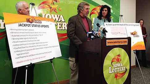 Legislators satisfied with handling of mystery Hot Lotto jackpot winner