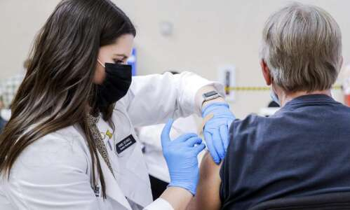 Envisioning a post-COVID world as vaccine eligibility expands in Iowa