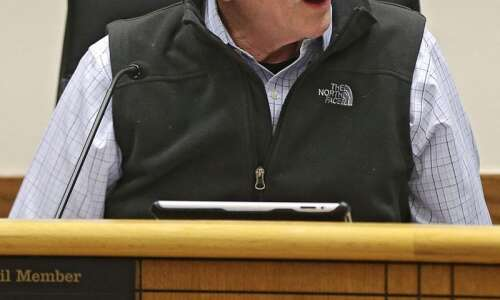 Coralville council members, mayor condemn anti-Black Lives Matter remarks from…