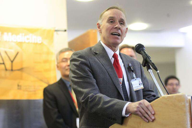 University of Iowa Health Care optimistic about new North Liberty hospital, despite state rejection