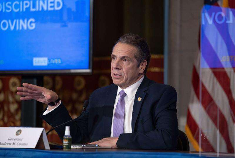 Gov. Andrew Cuomo reverses course on sexual harassment investigation, offers apology