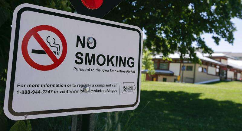 In Marion parks, no more nicotine