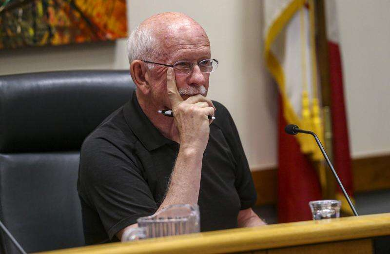 Coralville council member who called Black Lives Matters protesters 'criminals' resigns