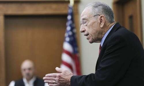 Iowa, Midwest propane shortage has Sen. Grassley pushing for action
