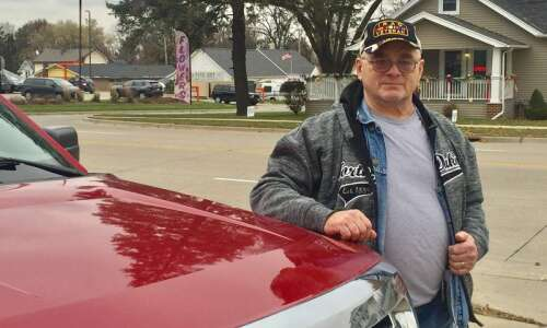 Paying it forward is good therapy for Marion veteran as…