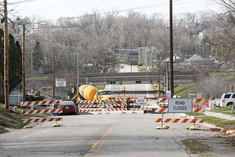 Cedar Rapids street projects press on despite derecho and disease